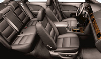 2007 Ford Five Hundred SEL, Interior View, manufacturer, interior