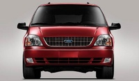 2007 Ford Freestar, Front View, exterior, manufacturer