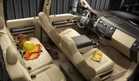 2008 Ford F-250 Super Duty XLT, Interior, manufacturer, interior