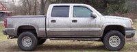 2004 Chevrolet Silverado 1500 Z71 Crew Cab Short Bed 4WD, Awesome CrewCab ! Not affraid of getting muddy!