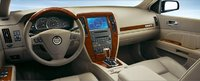 2007 Cadillac STS, interior, manufacturer