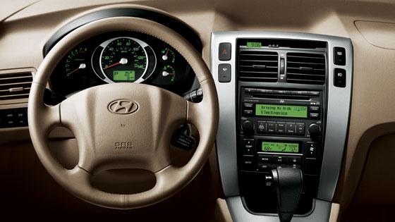 2007 Hyundai Tucson - Interior Pictures - CarGurus