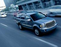 2007 Chrysler Aspen, 07 Chrysler Aspen, exterior, manufacturer