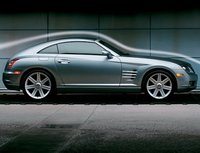 2006 Chrysler Crossfire, aerodynamic, exterior, manufacturer