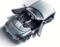 2006 Chrysler Crossfire, aerial view, exterior, manufacturer