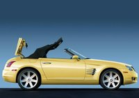 2006 Chrysler Crossfire, convertible, exterior, manufacturer