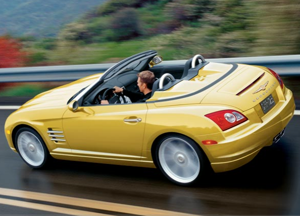 The 06 Chrysler Crossfire