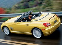 2008 Chrysler Crossfire, The 06 Chrysler Crossfire, exterior, manufacturer