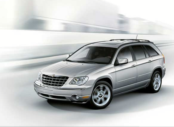 what 39 s your take on the 2006 chrysler pacifica. Cars Review. Best American Auto & Cars Review