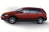 2006 Chrysler Pacifica Overview