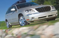 The 2007 Chrysler Pacifica, exterior, manufacturer