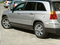 2007 Chrysler Pacifica Picture Gallery