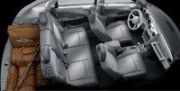 2007 Chrysler PT Cruiser, aerial view, interior, manufacturer, gallery_worthy