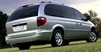 2007 Chrysler Town & Country, The 07 Chrysler Town & Country, exterior, manufacturer