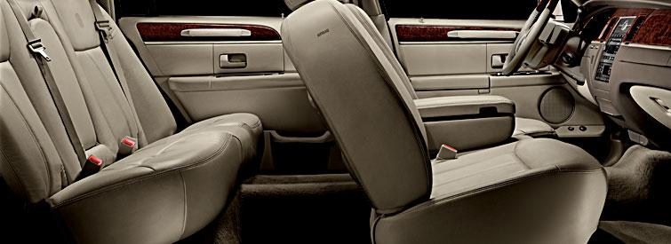 1995 Lincoln Town Car Interior. 2007 Lincoln Town Car