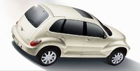 2003 Chrysler PT Cruiser, 2007 Chrysler PT Cruiser, exterior, manufacturer