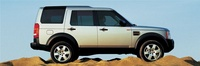 2004 Land Rover Discovery, Side View, exterior, manufacturer