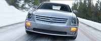 2005 Cadillac STS, 07 Cadillac STS, exterior, manufacturer