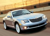 2006 Chrysler Crossfire, 06 Chrysler Crossfire, manufacturer, exterior