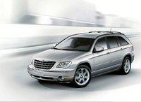 2006 Chrysler Pacifica, 2007 Chrysler Pacifica, exterior, manufacturer