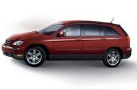 2006 Chrysler Pacifica, 2007 Chrysler Pacifica, exterior, manufacturer
