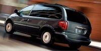 2006 Chrysler Town & Country, 07 Chrysler Town & Country, exterior, manufacturer