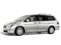 2007 Honda Odyssey Picture Gallery