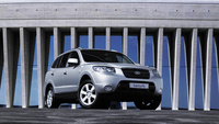 2007 Hyundai Santa Fe SE, Side View, exterior, manufacturer