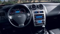2007 Hyundai Tiburon GT, Instrument Panel, interior, manufacturer