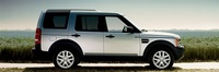 2007 Land Rover LR3 SE V8, Side View, manufacturer, exterior
