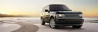 2007 Land Rover Range Rover HSE, Front View, exterior, manufacturer