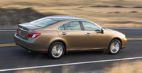 2007 Lexus ES 350 Base, Side View, manufacturer, exterior