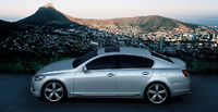 2007 Lexus GS 430, Side View, exterior, manufacturer