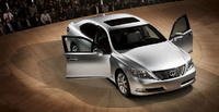 2007 Lexus LS 460 Base, Open Door View, manufacturer, exterior