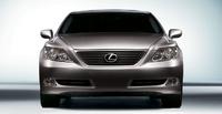 2007 Lexus LS 460 Base, Front View, exterior, manufacturer