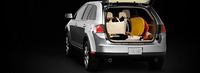 2007 Lincoln MKX Base, Trunk View, manufacturer, exterior