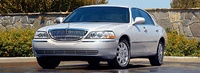 2007 Lincoln Town Car Signature, Front View, exterior, manufacturer