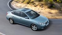 2008 Hyundai Elantra, Overview, exterior, manufacturer