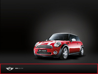 2007 MINI Cooper Base, Side View, manufacturer, exterior