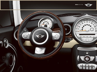 2007 MINI Cooper Base, Wheel View, manufacturer, interior