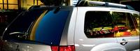 2007 Mitsubishi Endeavor, Back Vier, exterior, manufacturer