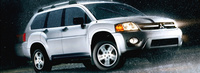 2007 Mitsubishi Endeavor LS AWD, Front View, exterior, manufacturer