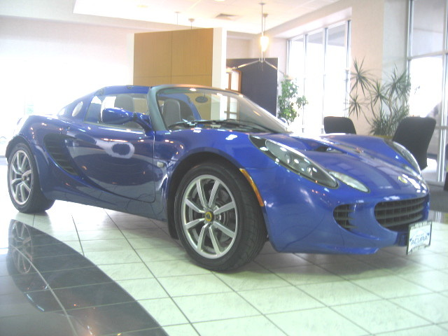 Picture of 2005 Lotus Elise