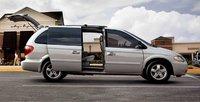 2006 Dodge Grand Caravan, 2007 Caravan, exterior, manufacturer