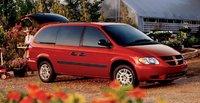 2007 Dodge Caravan, 07 Caravan, exterior, manufacturer
