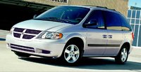 2007 Dodge Caravan, The Caravan, exterior, manufacturer
