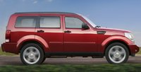 2007 Dodge Nitro, 07 Nitro, exterior, manufacturer