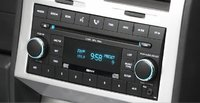 2007 Dodge Nitro, cd player, manufacturer, interior