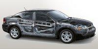 2008 Dodge Avenger, Car's frame, exterior, manufacturer