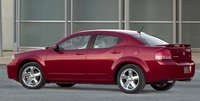 2008 Dodge Avenger, 2008 Avenger, exterior, manufacturer